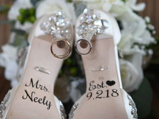 The wedding of Maria and Nathaniel 1