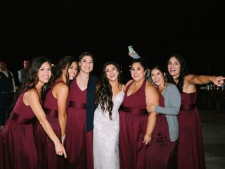 The wedding of Stephanie and Andres 2