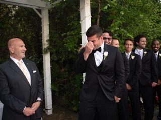 The wedding of Alexa and Freddy 1