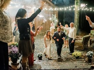 The wedding of Lydia and Chris 2