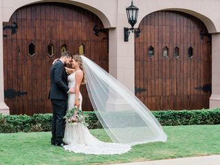 The wedding of Bianca and Chase