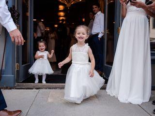 The wedding of Lauren and Vince 2