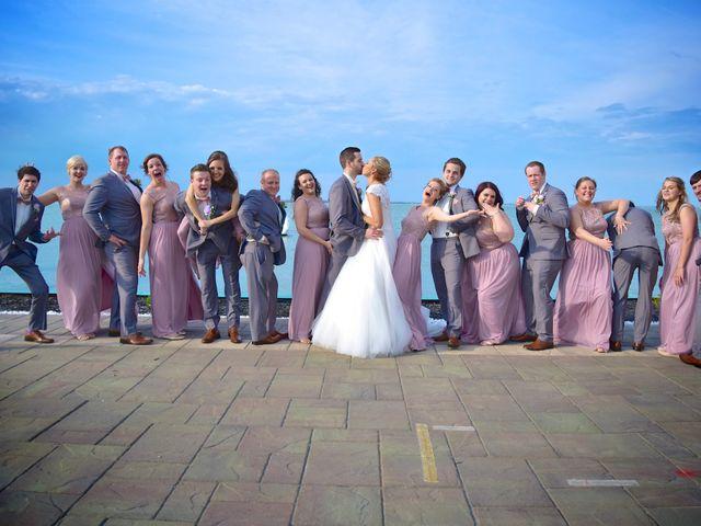 Michael and Amanda's Wedding in Harrison Township, Michigan 1
