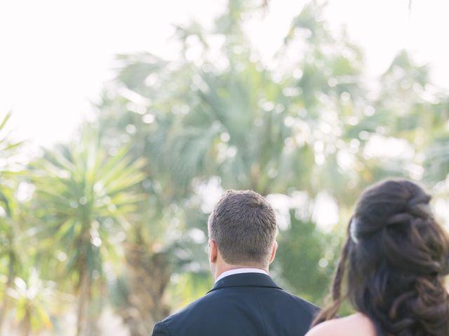 Max and Lynn's Wedding in Palm Coast, Florida 8
