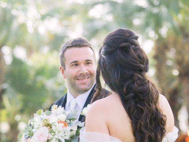 Max and Lynn's Wedding in Palm Coast, Florida 9