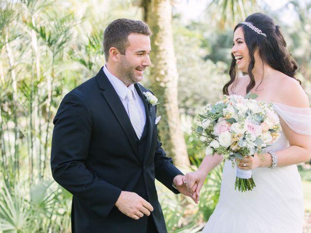 Max and Lynn's Wedding in Palm Coast, Florida 11