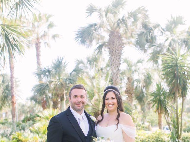 Max and Lynn's Wedding in Palm Coast, Florida 12