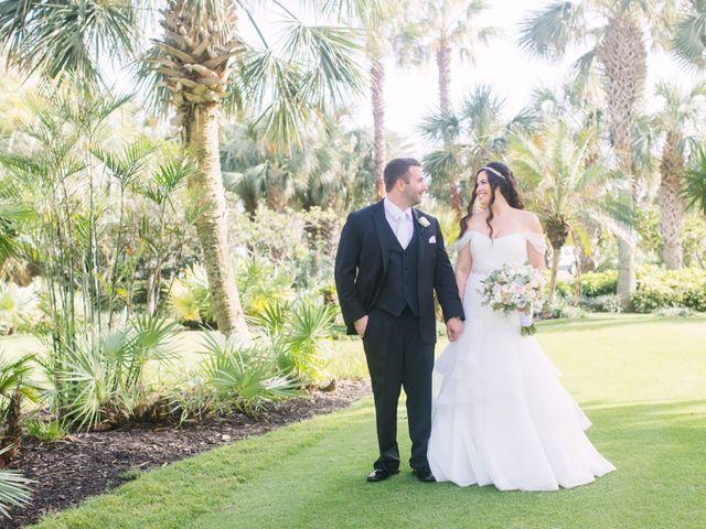 Max and Lynn's Wedding in Palm Coast, Florida 13