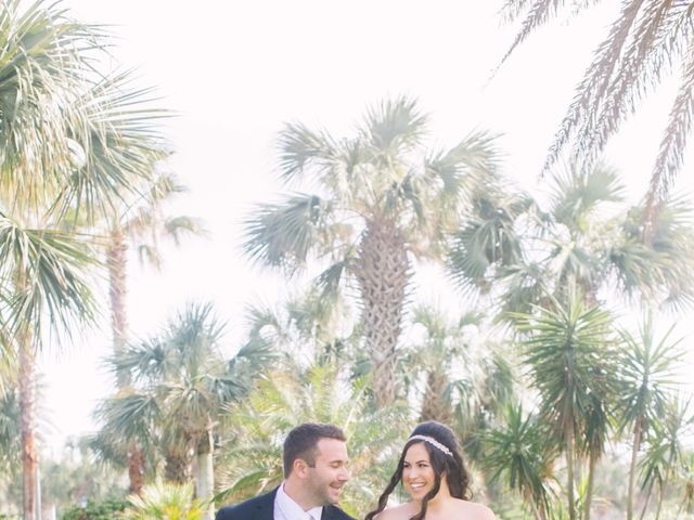 Max and Lynn's Wedding in Palm Coast, Florida 14
