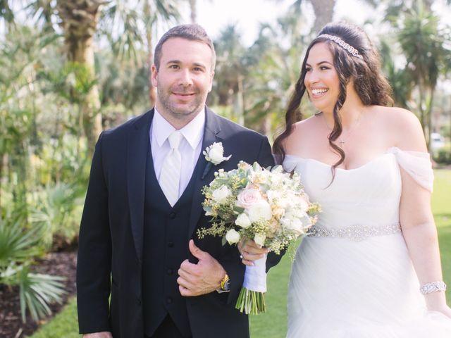 Max and Lynn's Wedding in Palm Coast, Florida 15