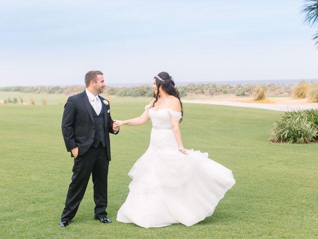 Max and Lynn's Wedding in Palm Coast, Florida 21
