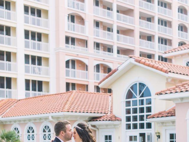 Max and Lynn's Wedding in Palm Coast, Florida 23