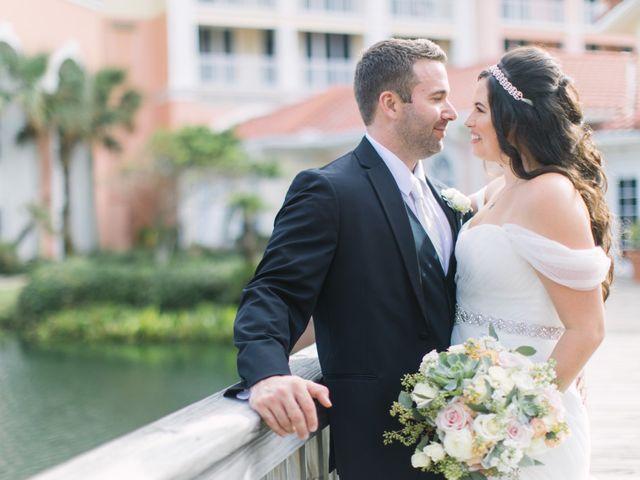 Max and Lynn's Wedding in Palm Coast, Florida 24