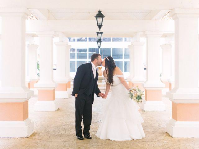 Max and Lynn's Wedding in Palm Coast, Florida 32