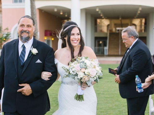 Max and Lynn's Wedding in Palm Coast, Florida 37