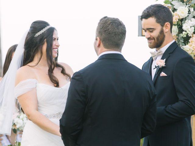 Max and Lynn's Wedding in Palm Coast, Florida 38
