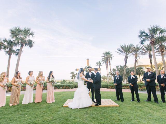 Max and Lynn's Wedding in Palm Coast, Florida 39