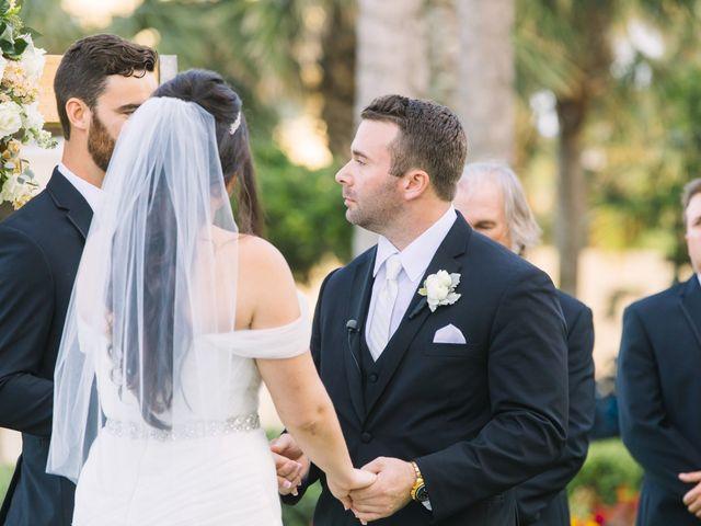 Max and Lynn's Wedding in Palm Coast, Florida 40