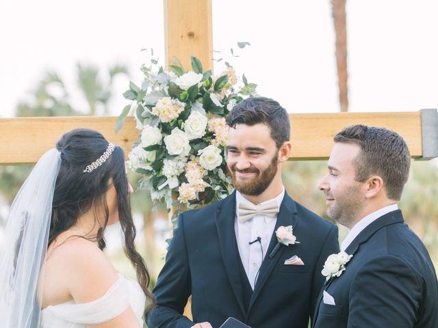 Max and Lynn's Wedding in Palm Coast, Florida 42
