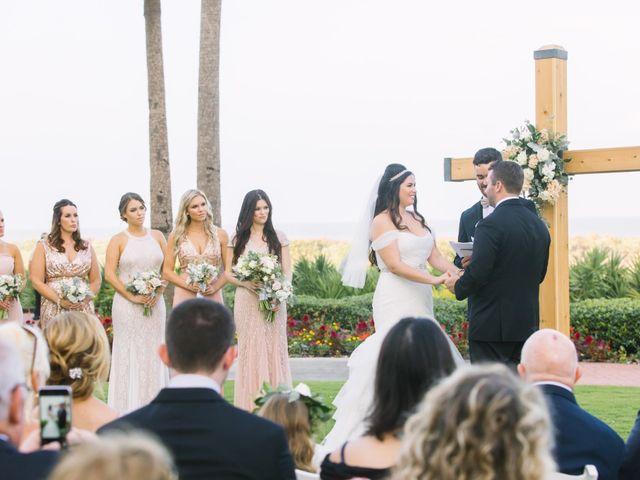 Max and Lynn's Wedding in Palm Coast, Florida 44