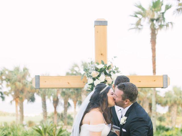 Max and Lynn's Wedding in Palm Coast, Florida 46