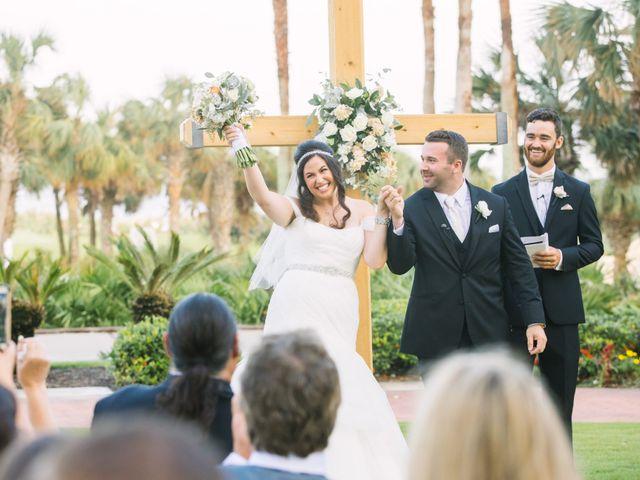 Max and Lynn's Wedding in Palm Coast, Florida 47