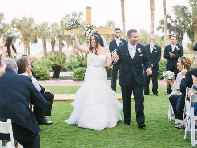 Max and Lynn's Wedding in Palm Coast, Florida 48