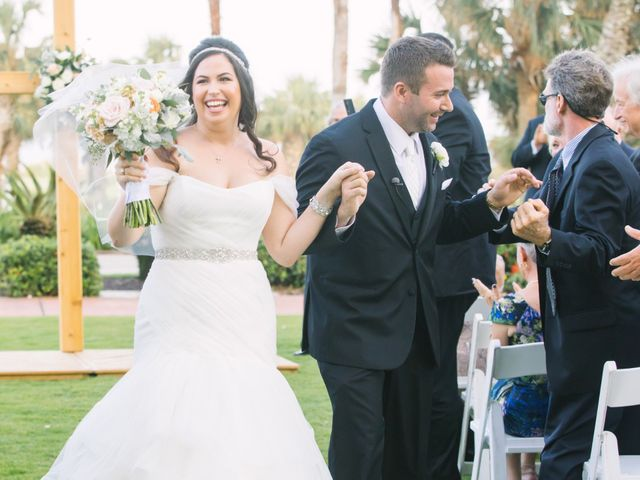 Max and Lynn's Wedding in Palm Coast, Florida 50
