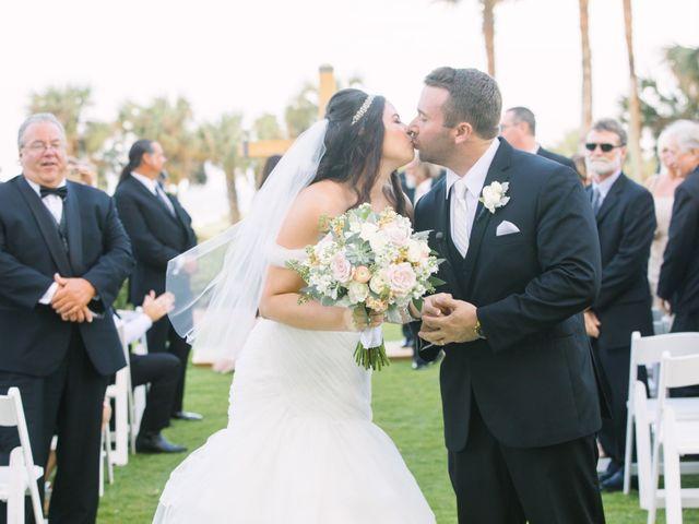 Max and Lynn's Wedding in Palm Coast, Florida 51