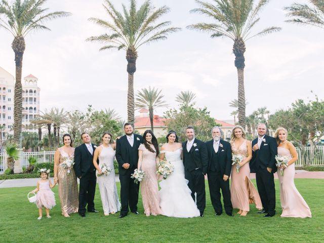 Max and Lynn's Wedding in Palm Coast, Florida 52