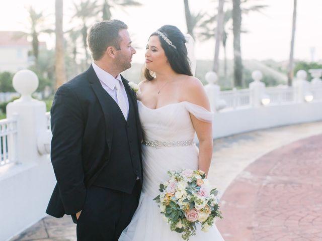 Max and Lynn's Wedding in Palm Coast, Florida 54