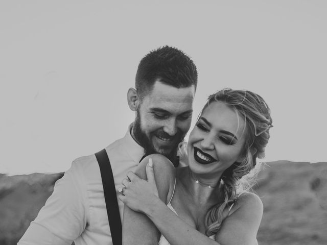 Robert and Jill's Wedding in Page, Arizona 2