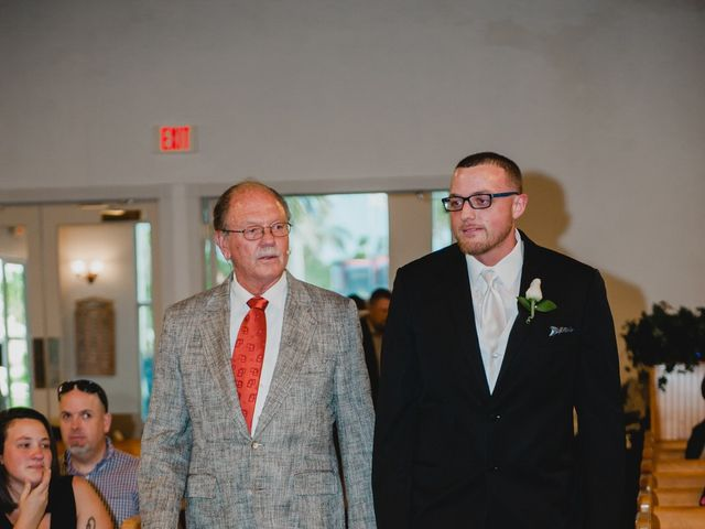 Jeremy and Jamora's Wedding in Lake Worth, Florida 28