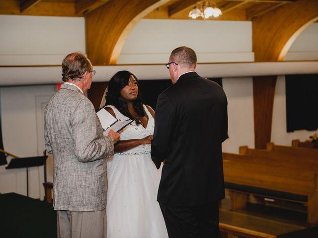 Jeremy and Jamora's Wedding in Lake Worth, Florida 39