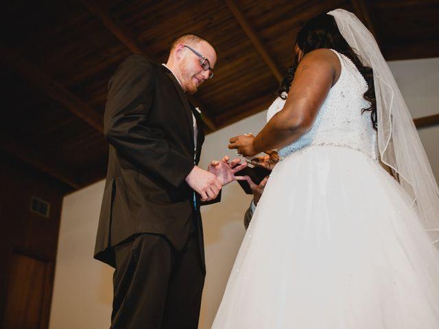 Jeremy and Jamora's Wedding in Lake Worth, Florida 44