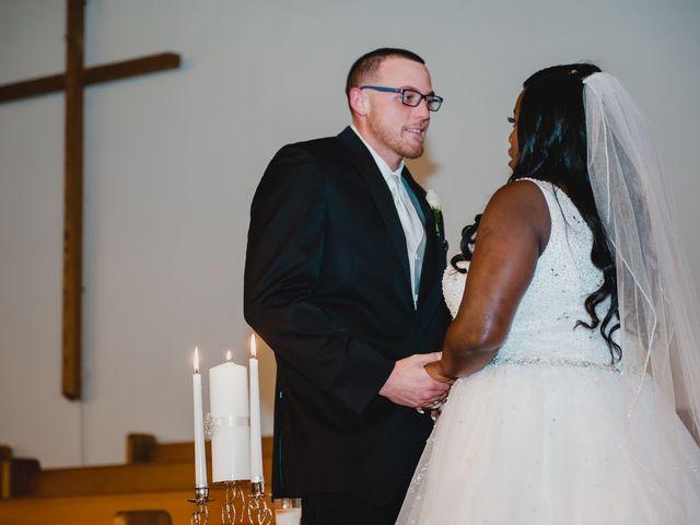 Jeremy and Jamora's Wedding in Lake Worth, Florida 46