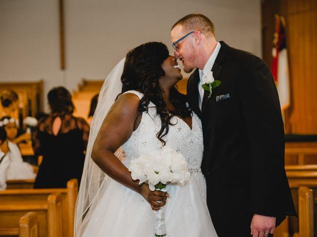 Jeremy and Jamora's Wedding in Lake Worth, Florida 50