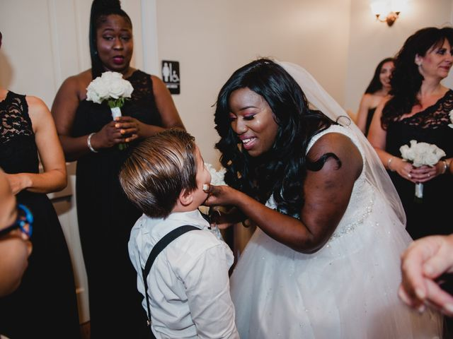 Jeremy and Jamora's Wedding in Lake Worth, Florida 54