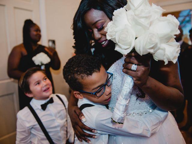 Jeremy and Jamora's Wedding in Lake Worth, Florida 55