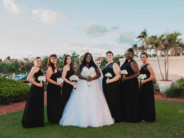 Jeremy and Jamora's Wedding in Lake Worth, Florida 59