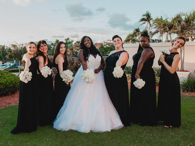 Jeremy and Jamora's Wedding in Lake Worth, Florida 60