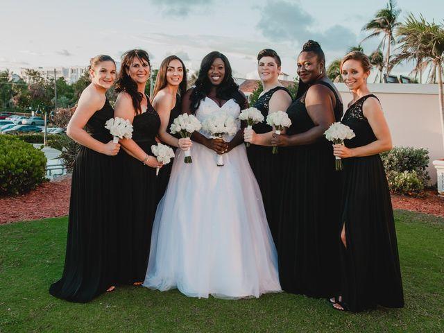 Jeremy and Jamora's Wedding in Lake Worth, Florida 61
