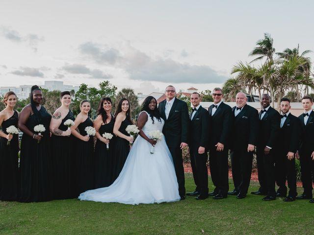 Jeremy and Jamora's Wedding in Lake Worth, Florida 64