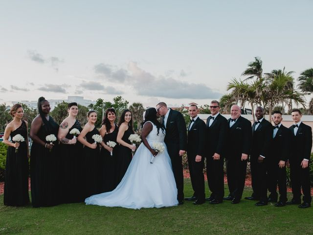 Jeremy and Jamora's Wedding in Lake Worth, Florida 65