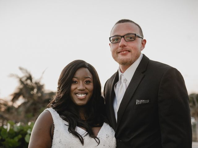 Jeremy and Jamora's Wedding in Lake Worth, Florida 66