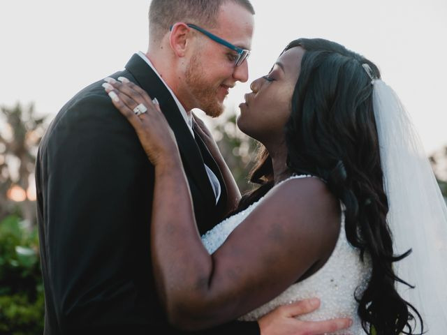 Jeremy and Jamora's Wedding in Lake Worth, Florida 67