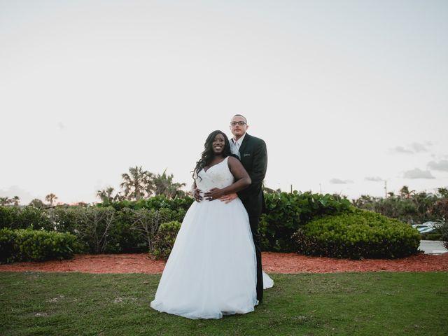 Jeremy and Jamora's Wedding in Lake Worth, Florida 69