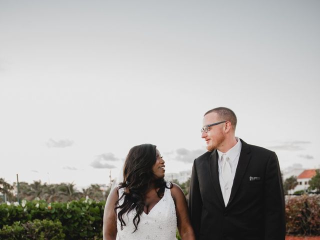 Jeremy and Jamora's Wedding in Lake Worth, Florida 72