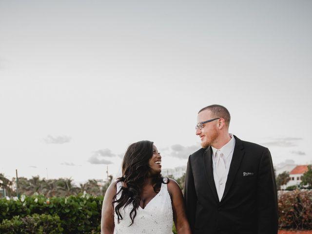 Jeremy and Jamora's Wedding in Lake Worth, Florida 73