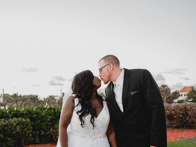 Jeremy and Jamora's Wedding in Lake Worth, Florida 74